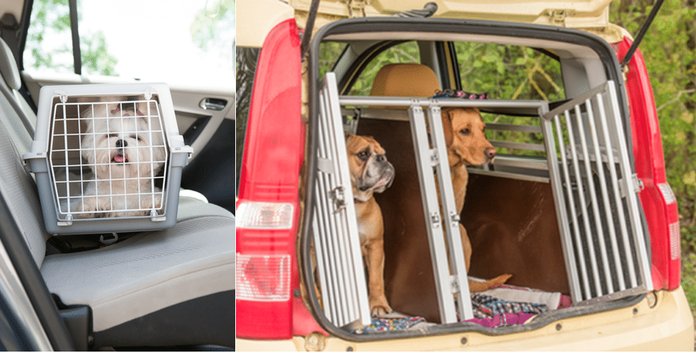 Pleasing 7 Best Dog Crates And Carriers For Car Travel Reviews And Machost Co Dining Chair Design Ideas Machostcouk